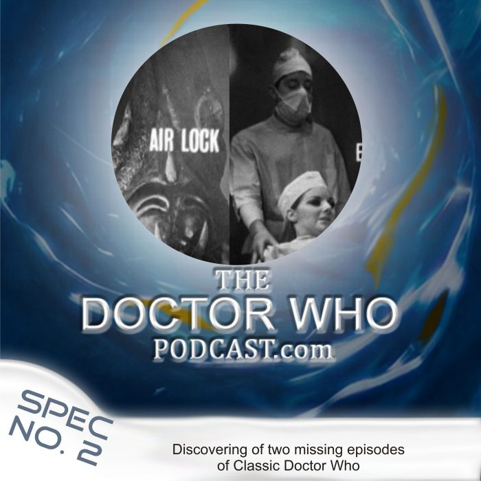 The Doctor Who Podcast:  Special 2 – Classic Series episodes found
