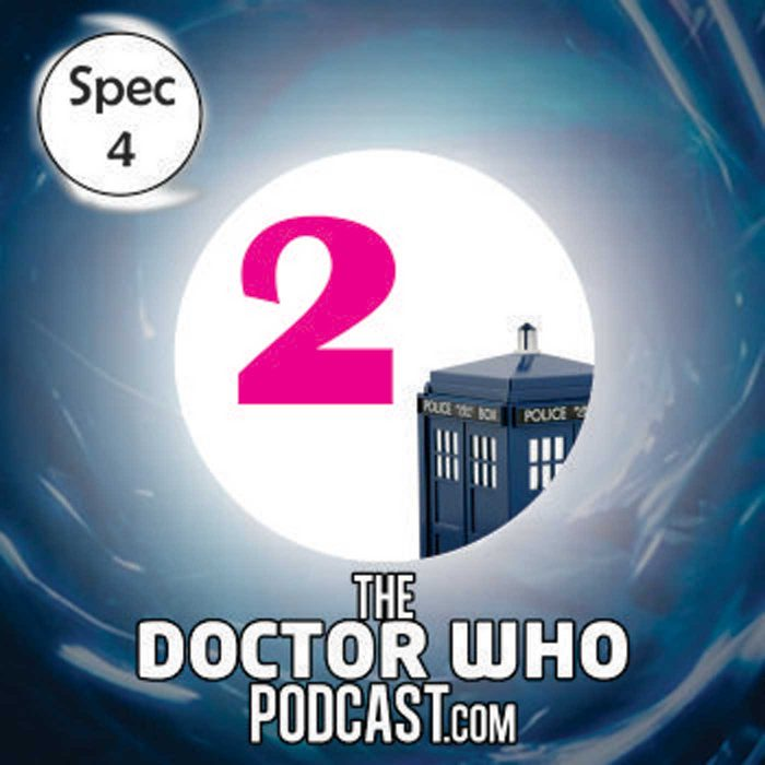 The Doctor Who Podcast: Special 4 – Big Blue Box Preview