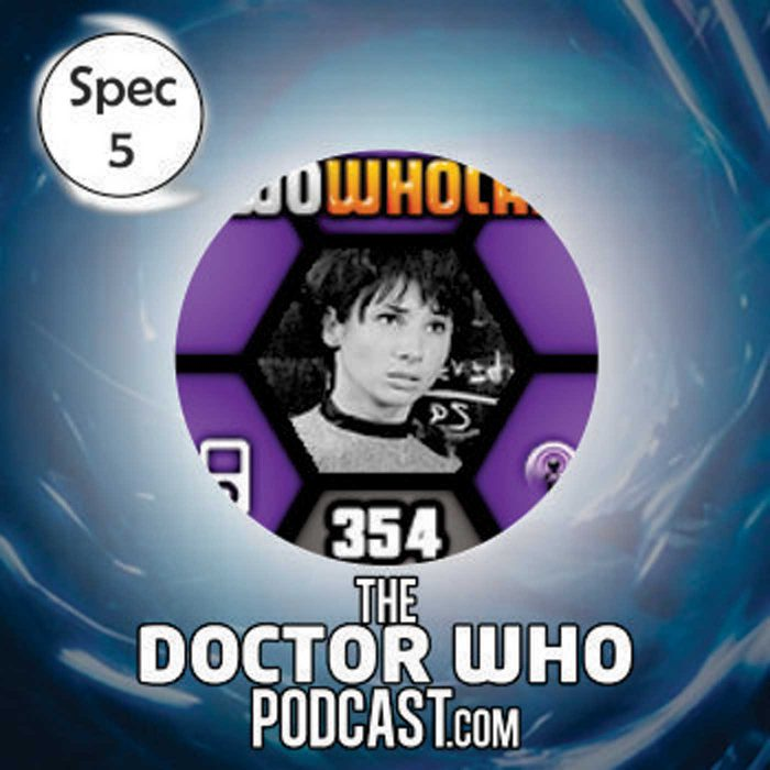 The Doctor Who Podcast: Special 5 – The DWO WhoCast April Fools ep 354