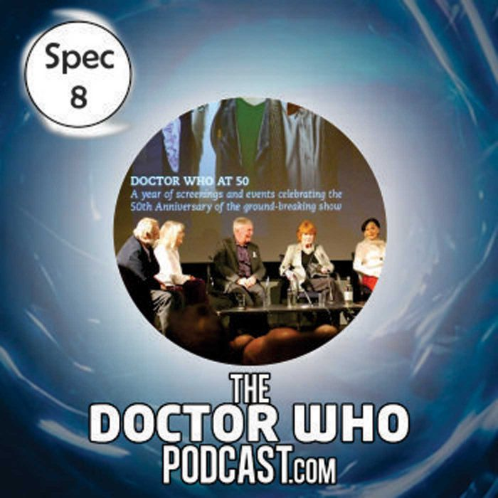 The Doctor Who Podcast: Special 8 – Doctor Who at the British Film Institute
