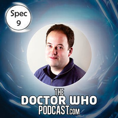The Doctor Who Podcast: Special 9 – Paul Spragg – In His Own Words