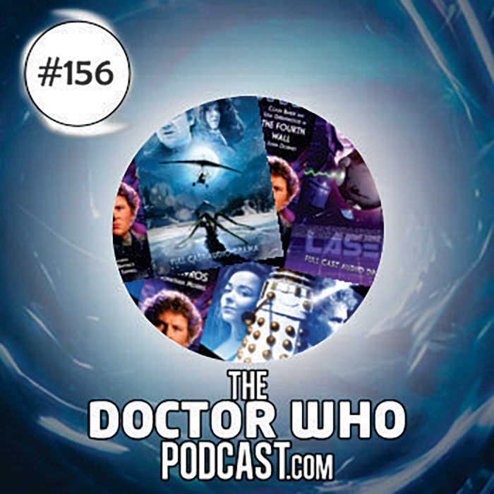 The Doctor Who Podcast Episode #156: Reviews of Big Finish