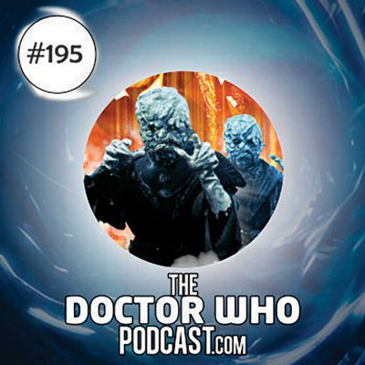 The Doctor Who Podcast Episode #195: Reviews of Big Finish stories Protect & Survive, Black & White and Gods & Monsters and Part 2 of Seventh Heaven