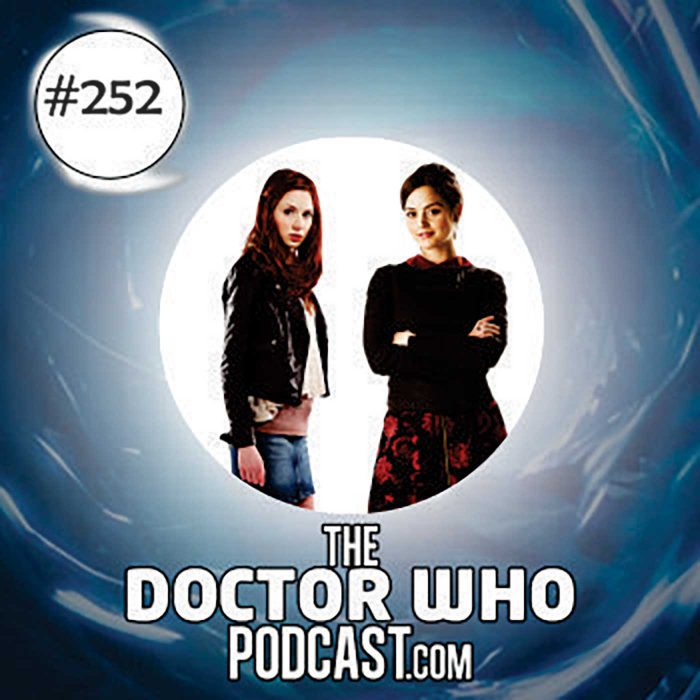 The Doctor Who Podcast Episode #252: Pond versus Oswald