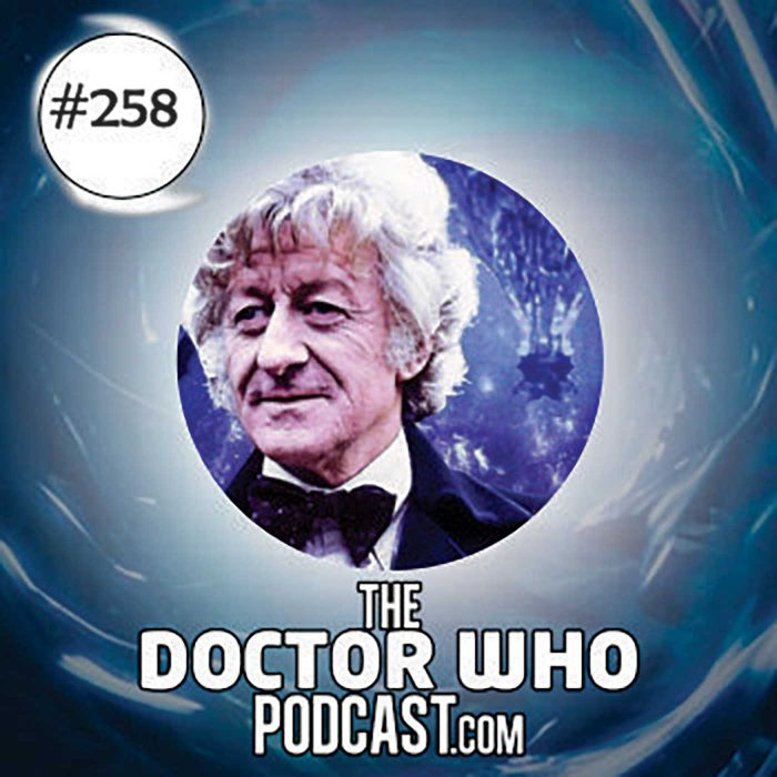 The Doctor Who Podcast Episode #258: Regenerations 4: Planet of the Spiders