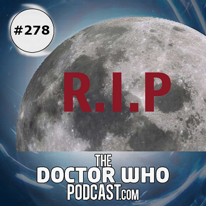 The Doctor Who Podcast Episode #278: Review of Kill the Moon and an interview with Tony Osoba