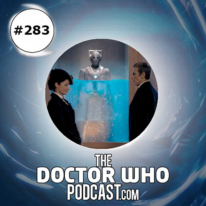 The Doctor Who Podcast Episode #283: Review of Dark Water