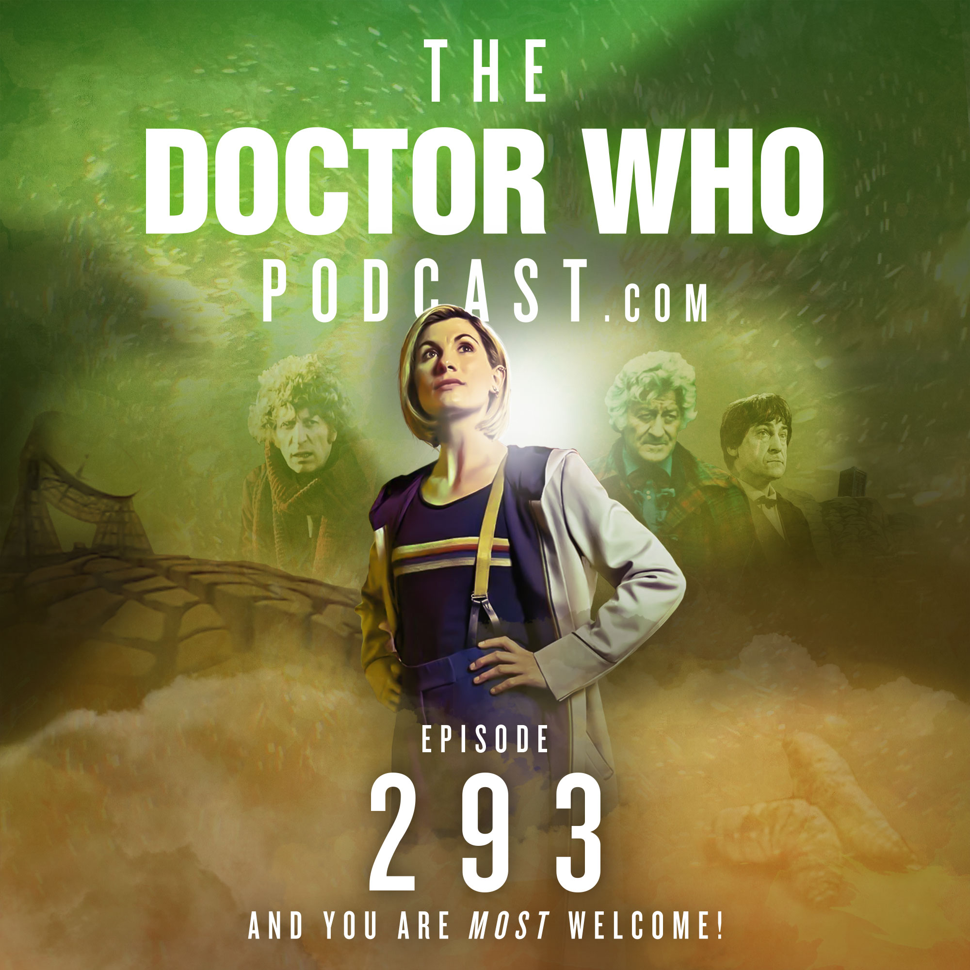 The Doctor Who Podcast Episode #293: The Return of the Campervan