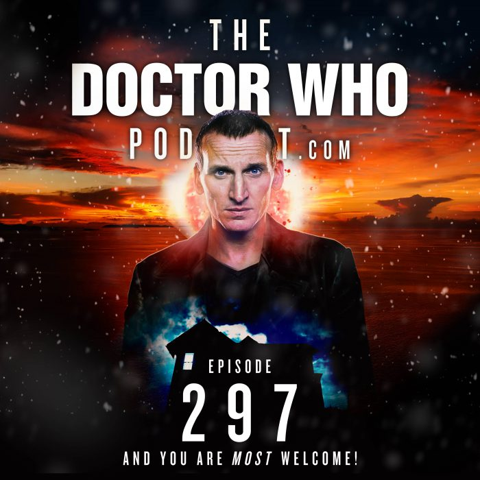 The Doctor Who Podcast Episode #297 – Terrance Dicks, Big Finish's Master, Whooverville 2019, Nine Lives Part 2