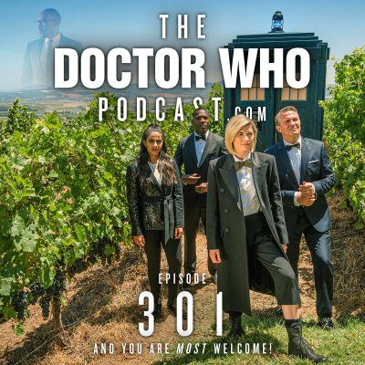 The Doctor Who Podcast Episode #301 – Review of Spyfall, Part 1