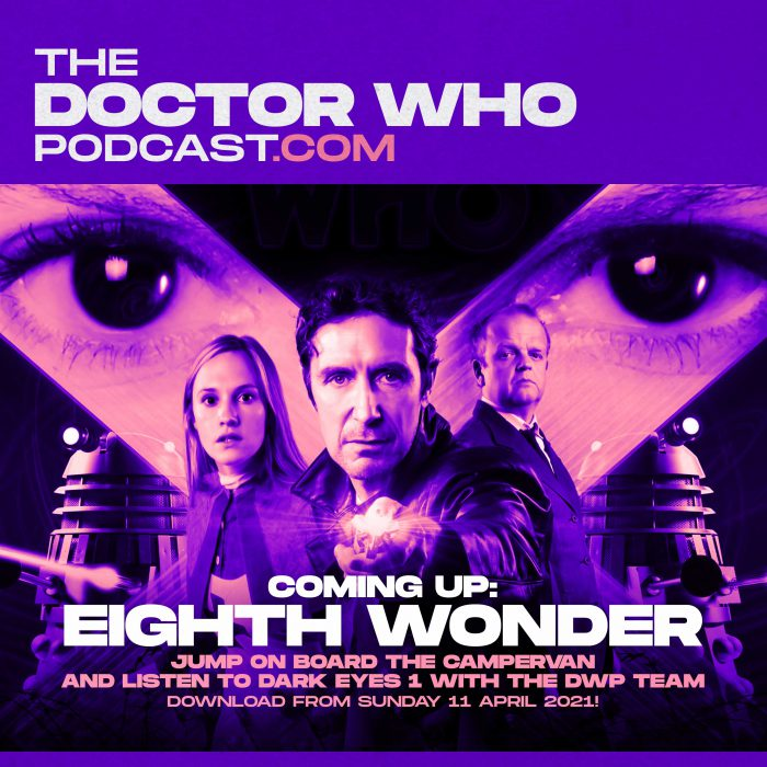 The Doctor Who Podcast – Coming Soon, Eighth Wonder