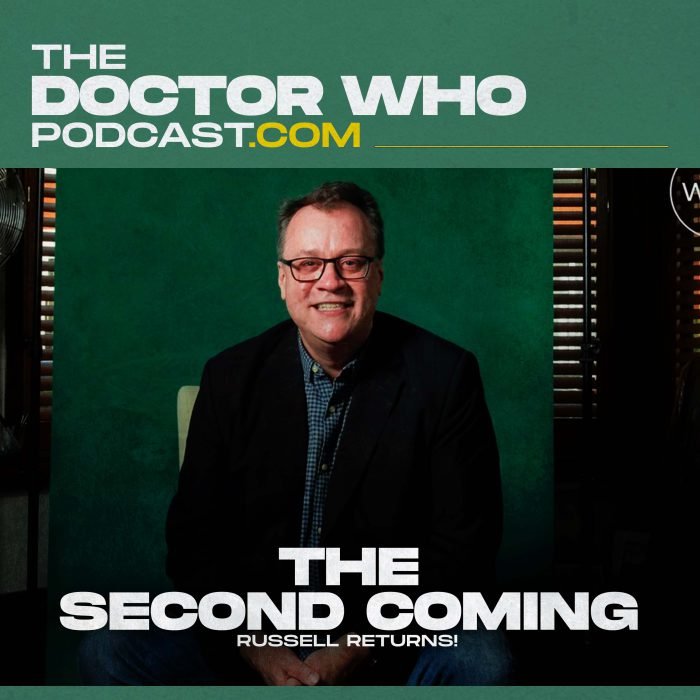The Doctor Who Podcast News Special – The Second Coming